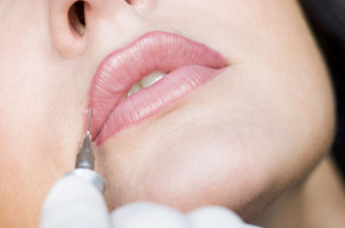 Permanent Makeup Lieppen